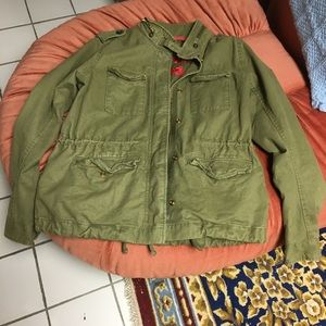 Women's Superdry Rookie Field Jacket NWOT